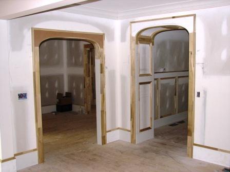 Interior Remodeling Buckhead Detail Trim