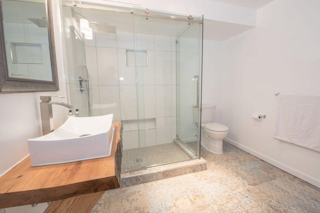 Dunwoody Bathroom Remodel finished