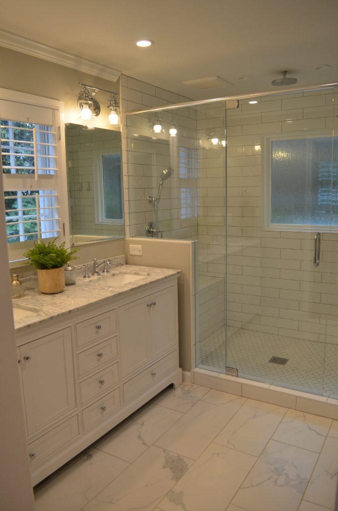 Norcross Remodeler for Bathroom Remodeling Shower